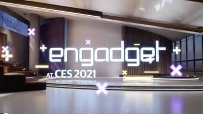 Verizon Media, Engadget CES Virtual Studio